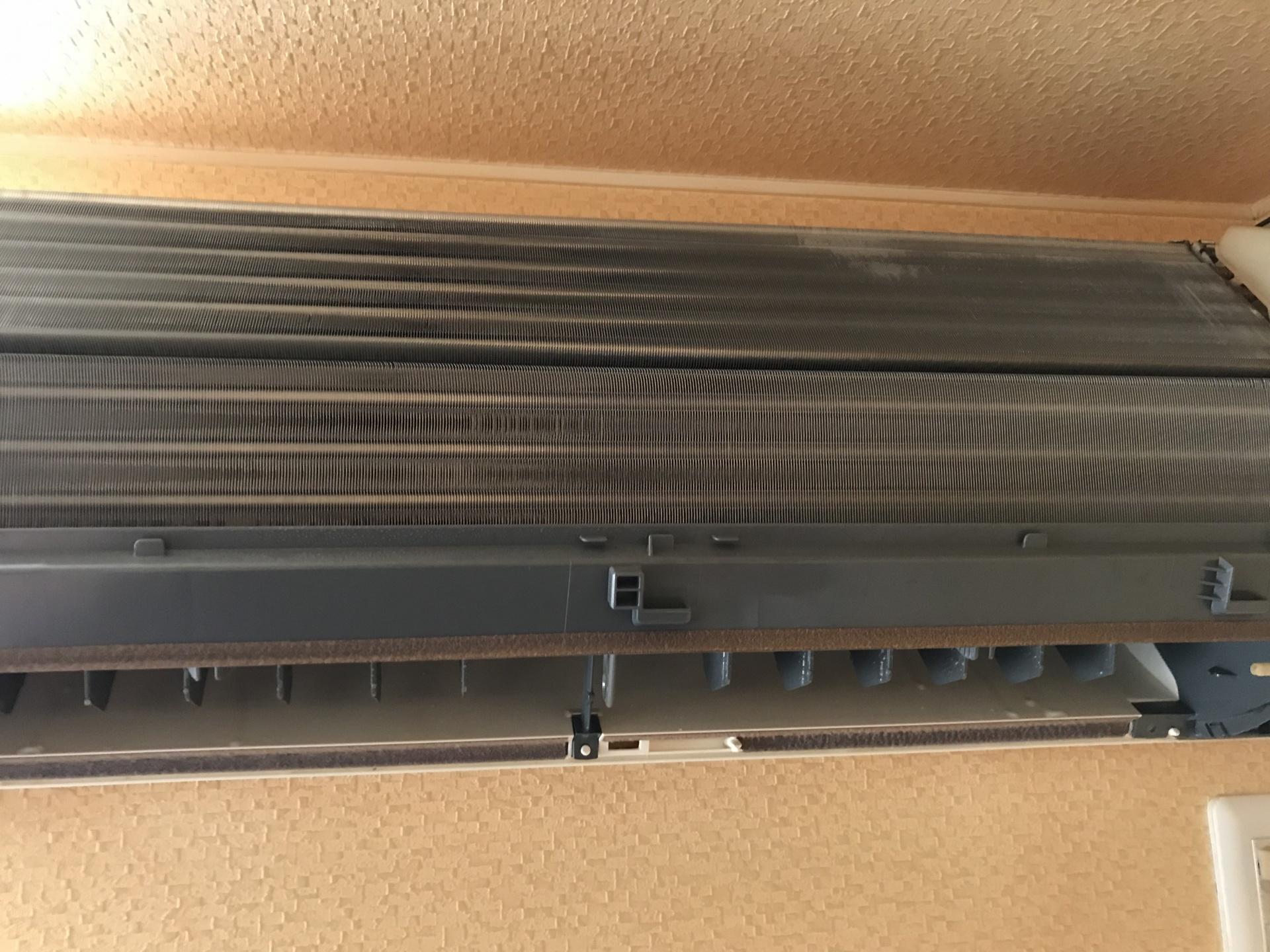 冷暖房の能力もグッと回復します