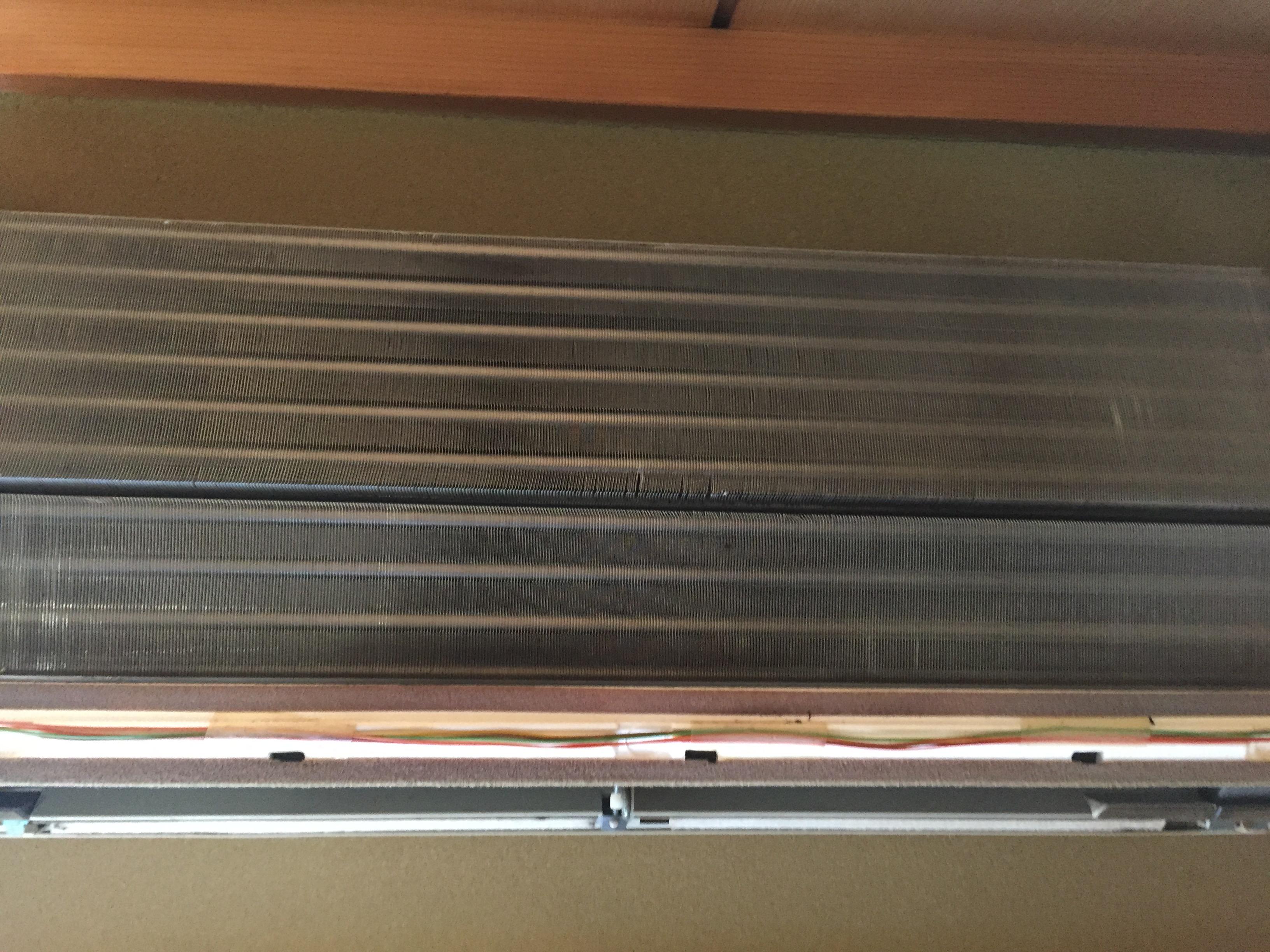 エアコン洗浄アフター