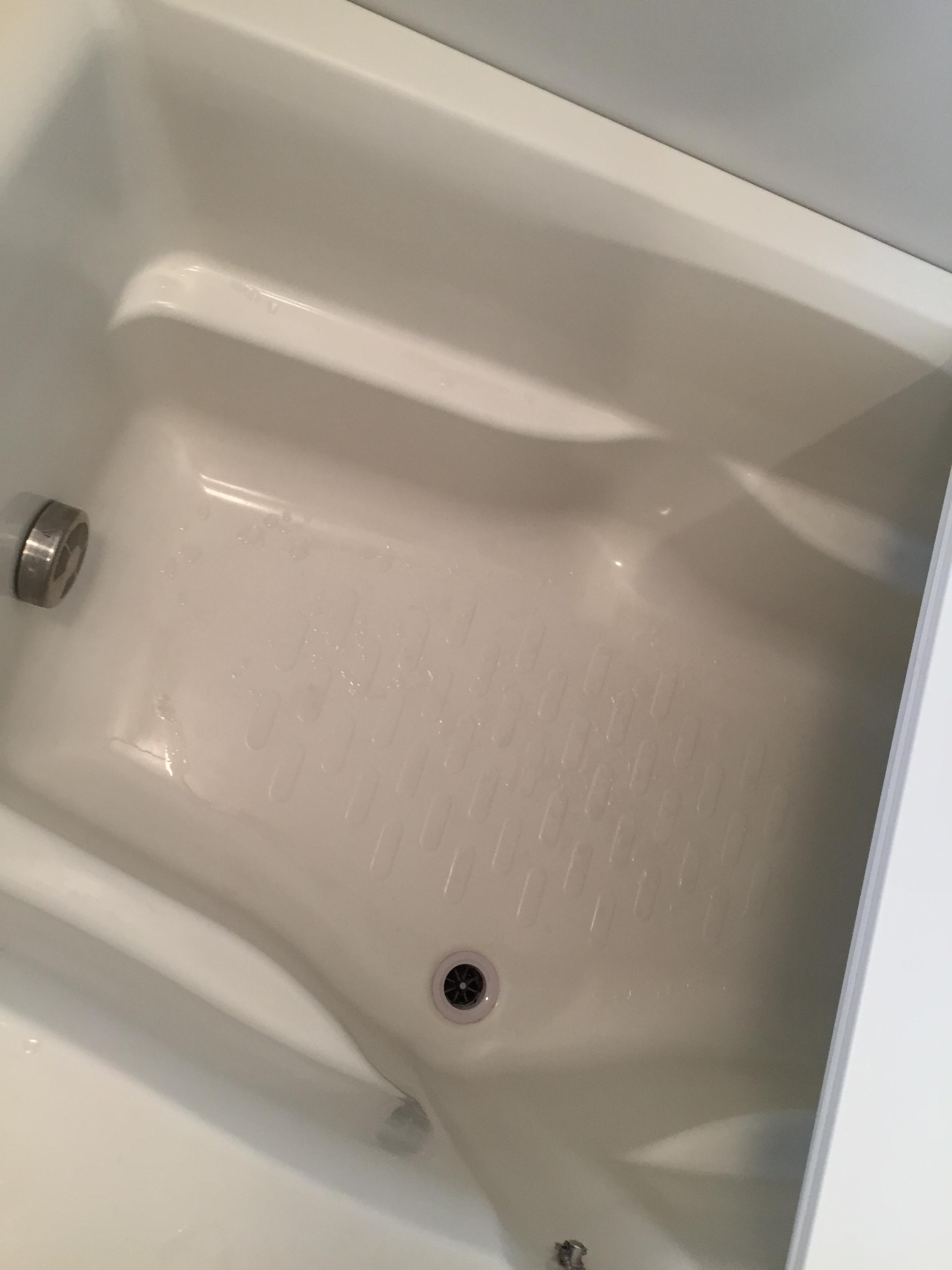 浴槽内は比較的キレイでした。